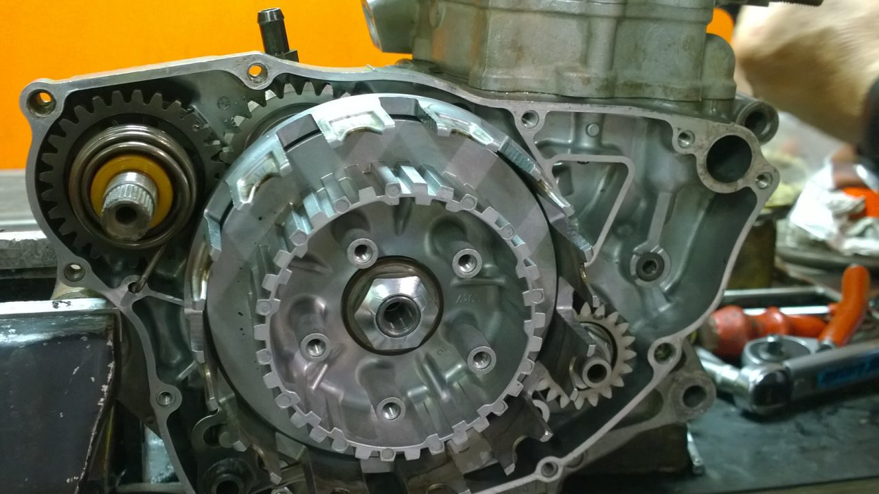 Reparación motos. Patrick motos. Elche