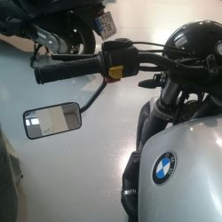 escape y chasis modificado en BMW K100 patrickmotos elche alicante 05